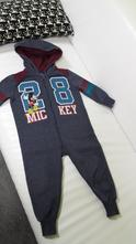 Teplakovy overal mickey mouse, george,86