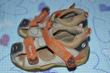 Plné zdravotní sandálky - sportovní model, santé,23