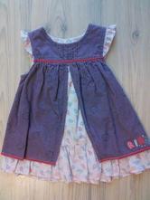 Manžestrové šaty debenhams, debenhams,68