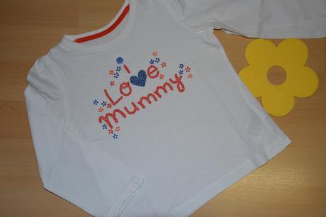 Tričko s nápisem, zn. mothercare, velikost 98, mothercare,98