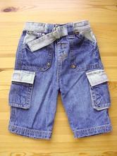 Riflové kalhoty vel. 80, 80
