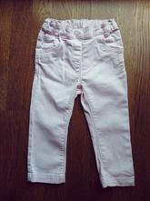 Světle růžové kalhoty, baby club,86