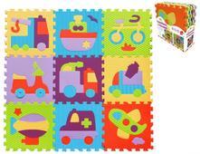 Dětské puzzle dopravní prostředky,
