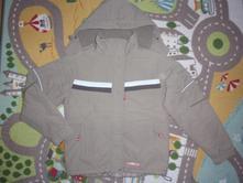 Bunda-bundička zimní béžová vel.s-m-38, sam73,m