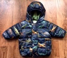Luxusní zimní bunda dino next,vel.68,top stav, next,68