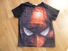 Tričko spiderman, h&m,110