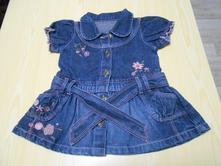 Riflové šaty, age,68