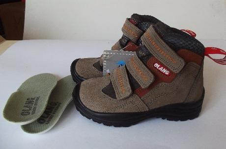 Dětská kotníková treková obuv olang č.123 z9 e55aa27d31