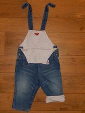 Podšité riflové kalhoty, l.o.g.g.,80