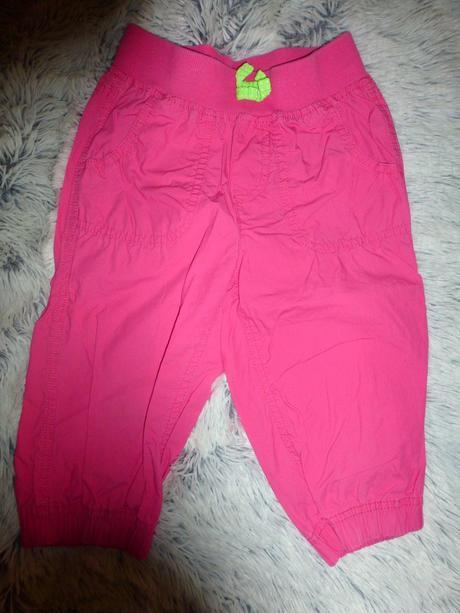 3/4 kalhoty, children's place,116