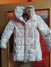 Zimní bunda dlouhá, pepco,128