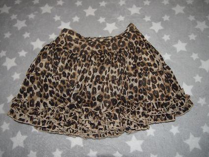 Leopardí tutu next sukně, next,110