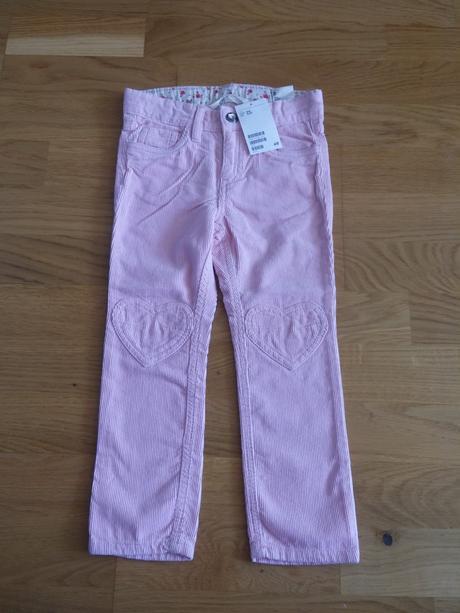 Nove kalhoty h&m, vel.104, h&m,104
