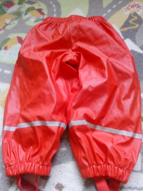 Kalhoty do deště, lupilu,86
