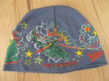 Čepice s vrtulníkem, 86