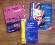 Učebnice německého jazyka ,