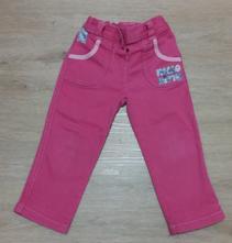 Fiflové kalhoty hello kitty, marks & spencer,98