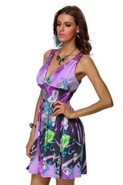 092a5114d1e Opět skladem krásné letní šaty s výraznými barvami - http   www ...