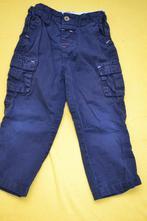 Plátěné letní kalhoty dívčí/chlapecké, baby club,92