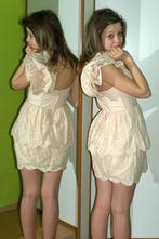 Společenské slavnostní krajkové šaty, h&m,36