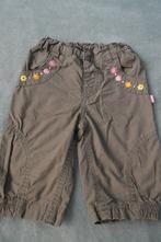 Plátené kalhoty holčičí vel. 68 , okay,68