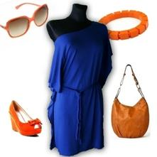 Šaty atena - více barev, l / m / s / xl