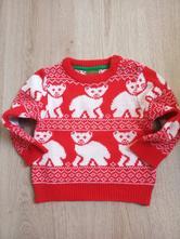 Zimní svetr rebel s medvídky, rebel,92