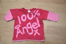 Růžové triko zn. next, vel. 56, next,56