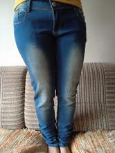 Elastické džíny, m