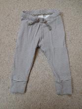 Bavlněné kalhoty, h&m,68