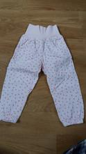 Manšestrové kalhoty vel. 92, lupilu,92
