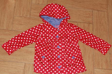 Přechodový kabátek, f&f,92