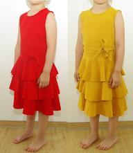Šaty, 92 - 164