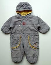 Obrázková kombinéza s kapucí vel. 80, 80