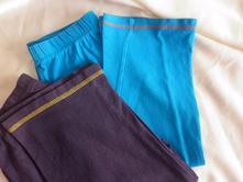 Vel. 92 pyžamové kalhoty 2 kusy, 92