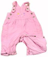 Oteplene mansestrove kalhoty, baby mac,56