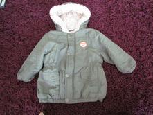 Zimní bunda s lišákem v. 86, ergee,86
