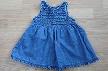 Riflové šaty next, next,74