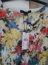 Květované šaty s podšívkou vel. s 8f4777f329