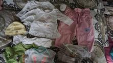 Set oblečení pro holčičku vel. 68 (3-6 m.),