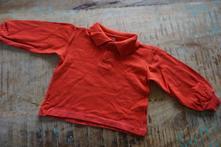 Tričko dlouhý rukáv vel.92, 92