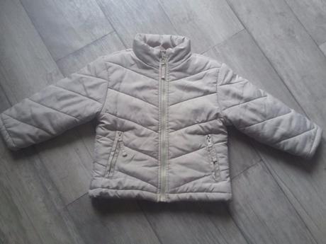 Zimní bunda, tesco,98