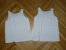 2x spodní košilka (tílko), f&f,134