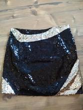 Flitrová sukně, esmara,42