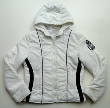 Dámská bunda s kapucí vel. 38 / m zn. c&a, c&a,m
