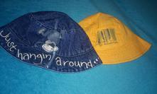2x klobouk, next,68