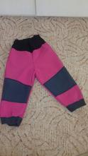 Softshellové kalhoty zateplené, 80