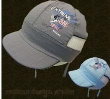 Letní čepice, kšiltovka, letní chlapecká kšiltovka, rockino,74 - 110