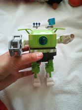 Playmobil 6693 robot cistic,