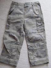 Maskáčové kalhoty (k) 104/110, morris mouse,104